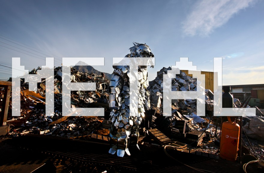 Cape Mongo (Metal) - Photo by Anton Scholtz copy