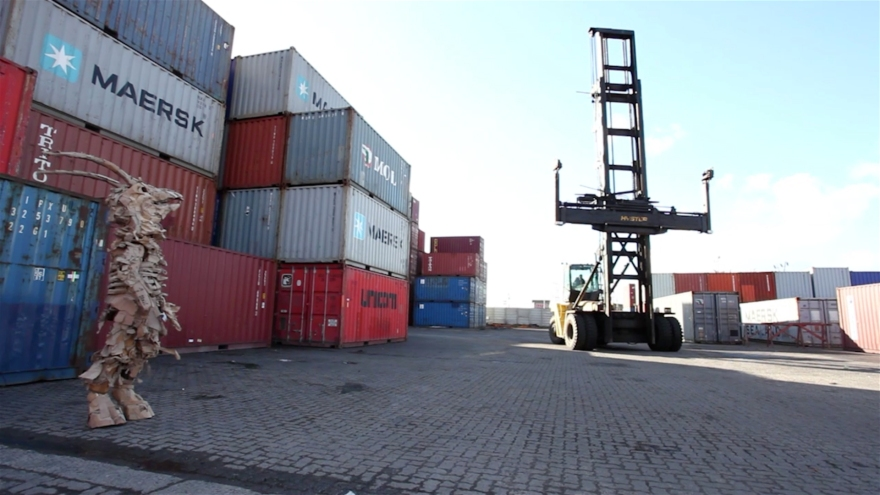 container truckSS
