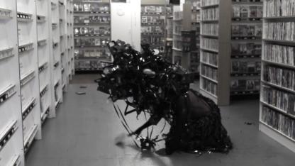 VHS videoshop